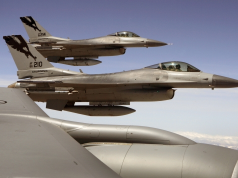 US to Deliver F-16 Fighter Jets to Iraq