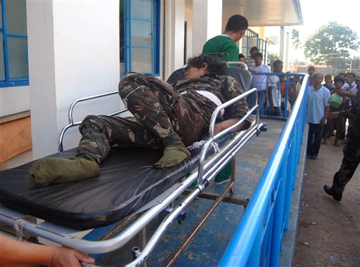 22 Killed in Clash of Filipino Extremists, Rebels