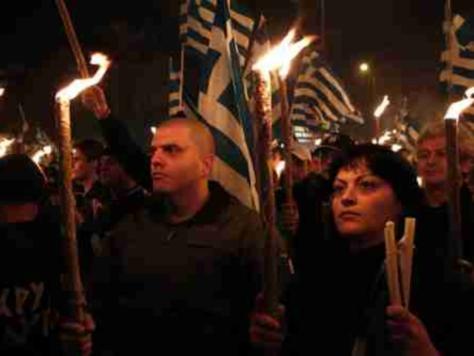 World View: Neo-Nazis in Greece, Germany Establish Mutual Links