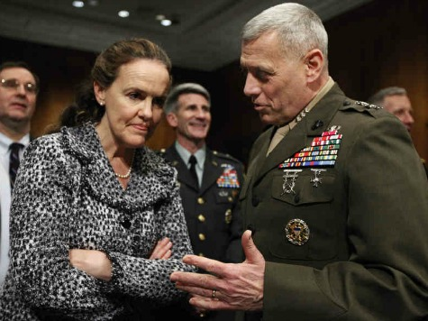 Michele Flournoy Presents Bipartisan Option for Secretary of Defense