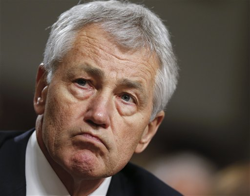 'Foreign Policy': 50-50 Chance Hagel Withdraws