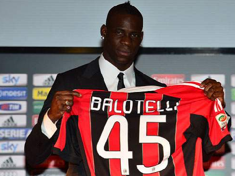WORLD CUP: Balotelli to Curse England, says Amazonian Sorcerer