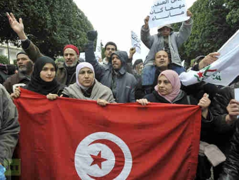 World View: Arab Spring Destabilization Increases with Tunisia Crisis