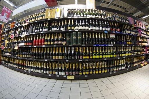 Champagne Sales Lose Fizz in 2012