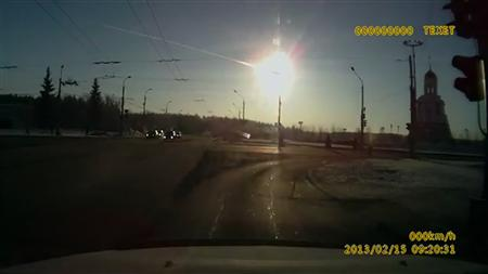 Russia Cleans Up After Meteor Blast Injures Over 1,000