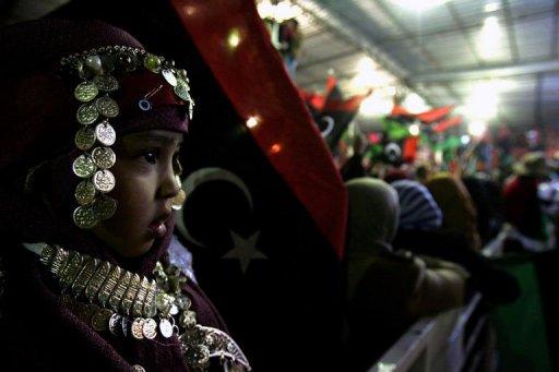 Security Tightened as Libya Marks Revolt Anniversary