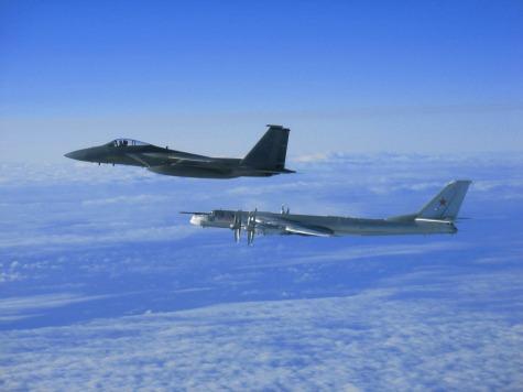 Russian Bombers Intercepted Over U.S. Territory of Guam