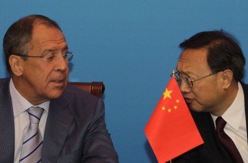 Russia, China Proclaim Unity Before Xi Visit