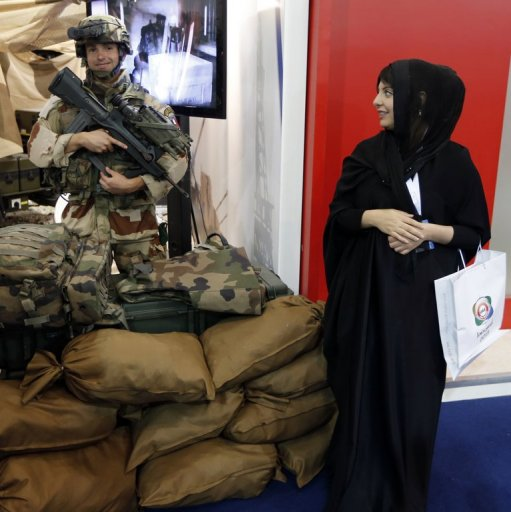 Experts Urge Arab Nations to Train in Crowd Control