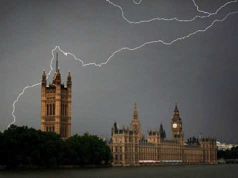 Moody's Downgrades UK Credit Rating