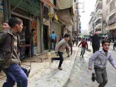 World View: Syria's Opposition Pulls out of Talks After Scud Missiles Hit Aleppo