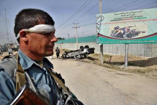 Two Suicide Bombings in Afghanistan Kill Three