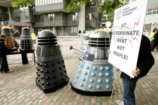 Dalek Designer Dies Aged 84: Family
