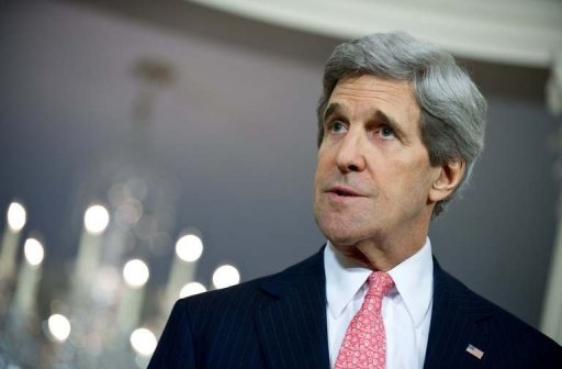 John Kerry Embarks on Sweeping Tour of Europe, Mideast