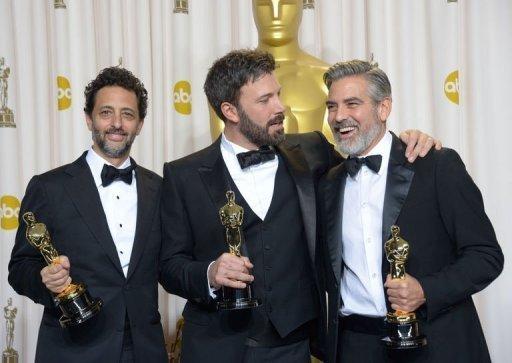 Iran Media Dismiss 'Argo' Oscar as 'Political'