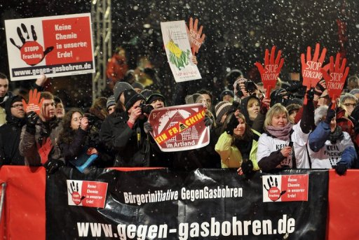 Germany 'to Approve Fracking with Conditions'