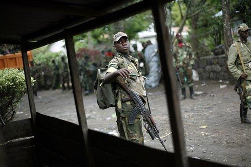 Congo Rebel Group Splits Over Firing of President