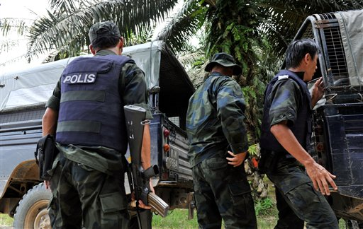 14 killed in Malaysia Standoff with Filipinos