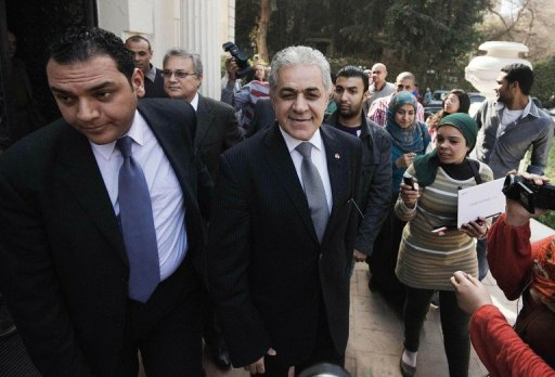 Egypt Opposition Leader Turned Down Kerry Meeting