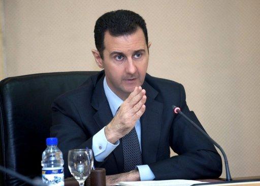 Britain Blasts 'Delusional' Assad