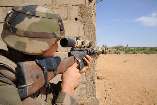 15 Islamists Die in Overnight Mali Fighting: France