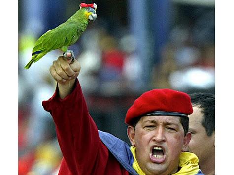 Parroting Castro: Hugo Chavez, Adiós!