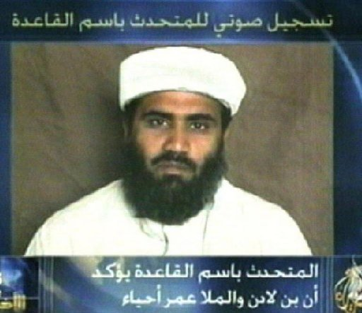 CIA Seizes Bin Laden Son-in-law: Report