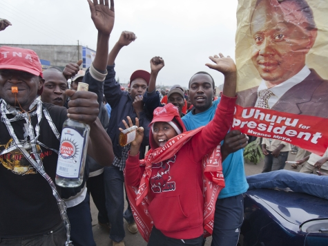 World View: U.S. Embarrassed by Results of Kenya Presidential Election