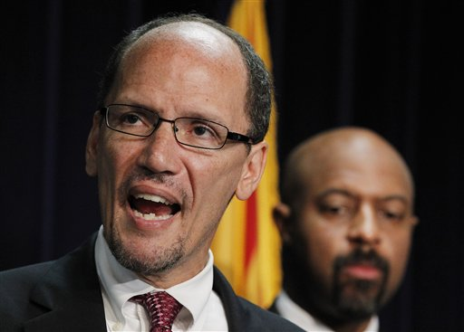 AP Source: Obama Poised to Pick Perez for Labor