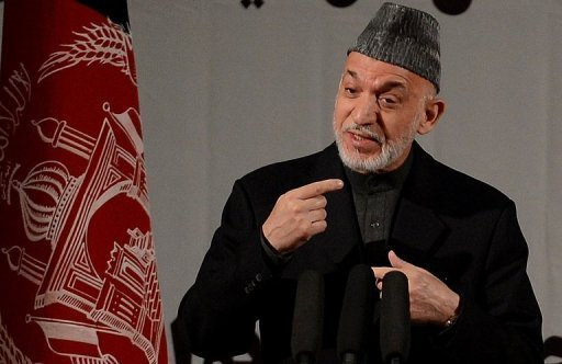 Afghan Leader Alleges US-Taliban Collusion