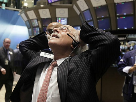 Stock Markets Tumble on Ebola and Left-Wing Politics Fears