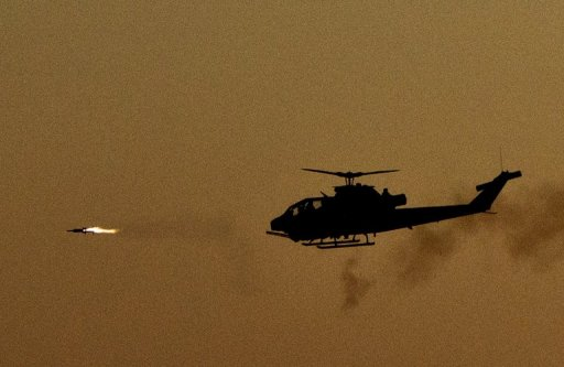 Two Israeli Reservists Die in Helicopter Crash