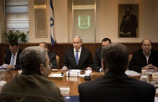Israeli parties strike coalition deal