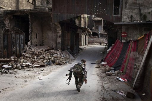 France, Britain Willing to Arm Syrian Rebels