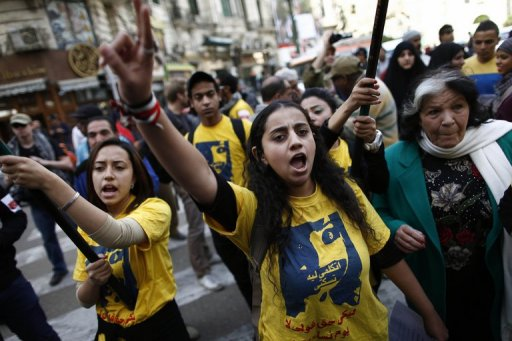 Egypt's Brotherhood: Anti-Violence Against Women Text Threat to Society