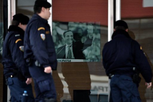 Greek Radical Anarchists Claim Attacks on Political Offices