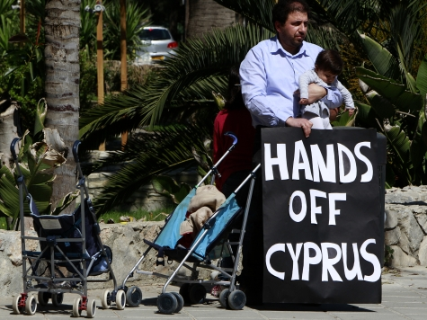 World View: Cyprus Nears Collapse After EU Issues Ultimatum