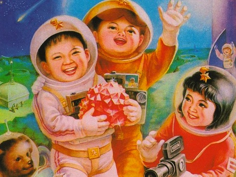 GOP Rep: Obama Admin Allows Hundreds of Chinese Nationals To Access Sensitive NASA Facility