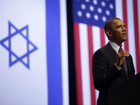 Obama Can't Help Himself: Lectures Israelis on Empathy