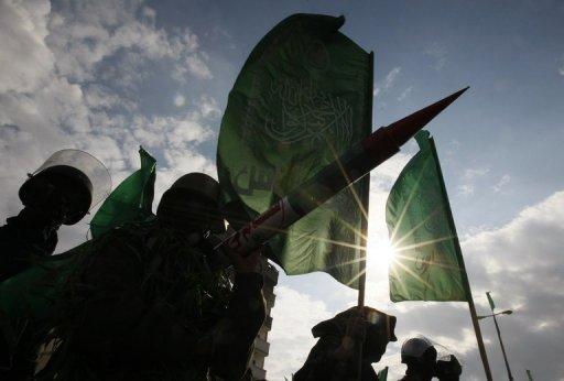 Gaza rockets 'hit southern Israel during Obama visit'