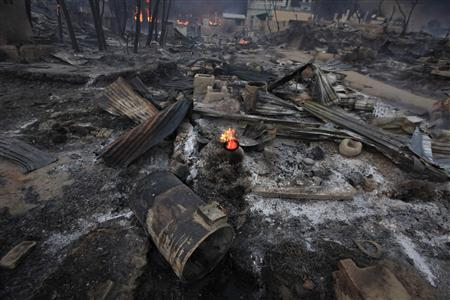 Death Toll Rises to 20 in Myanmar Religious Riots