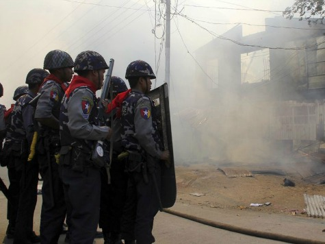 World View: Muslim-Buddhist Violence Explodes in Myanmar