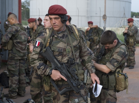 World View: France Sends Troops to Central African Republic