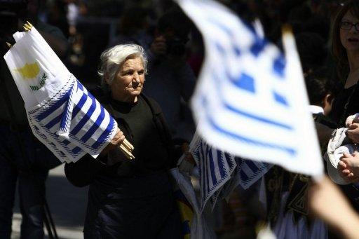 Greek Stock Market Drops by 4.58% on Cyprus Worries