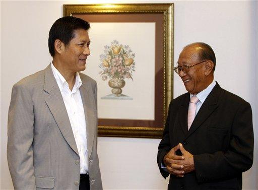 Thai Authorities, Muslim Rebels Launch Peace Talks