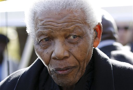 SAfrica: Mandela in hospital with lung infection
