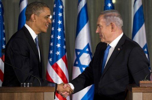 Fewer Israelis See Obama as Pro-Palestinian: Poll