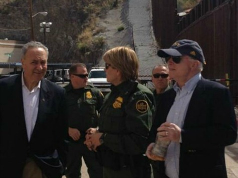 Schumer: Inadequate Technology to Guard U.S-Mexico Border
