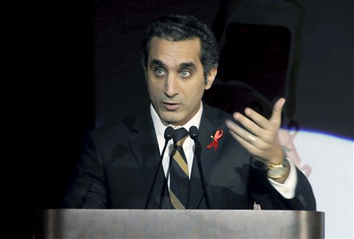 Egypt Issues Arrest Warrant for TV Satirist