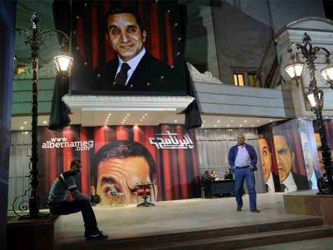 Muslim Brotherhood Seeks to Arrest 'Egyptian Jon Stewart' for Criticizing Islam